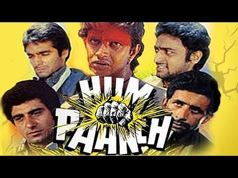 Hum Paanch Movie Review Hum Paanch Movie Cast Indian Film History